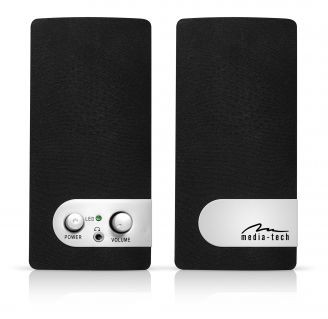 Speakers<br> Media-Tech MT3138<br>Tumba 2.0
