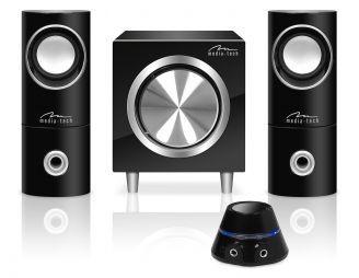 Lautsprecher<br> Media-Tech MT3325<br>2.1 Lautsprecher Se