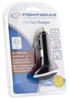 Univ. Esperanza<br> EZ105 car charger<br>1xUSB