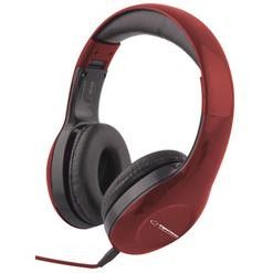 Esperanza EH138R Soul Headphones red