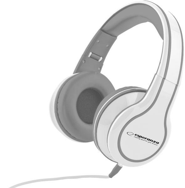 Esperanza EH136W<br>Kopfhörer Weiß
