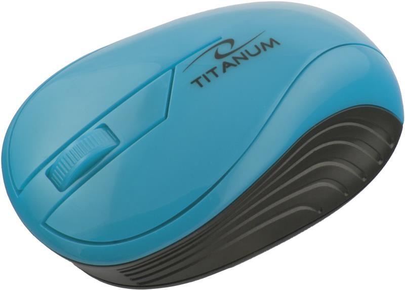 Mouse titanum<br>TM115T Neon 2.4GHz