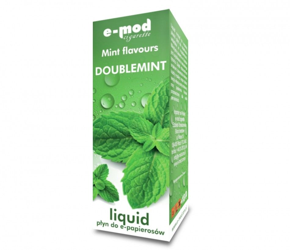 Liquid DOUBLE MINT average 18mg 11ml