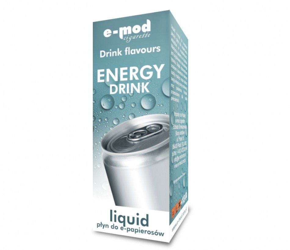 Liquid ENERGY DRINK strong 18mg 10ml