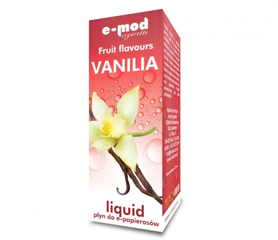 Liquid VANILIA average 11mg 10ml