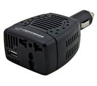 Esperanza EZ104K<br> 75W inverter with<br>USB