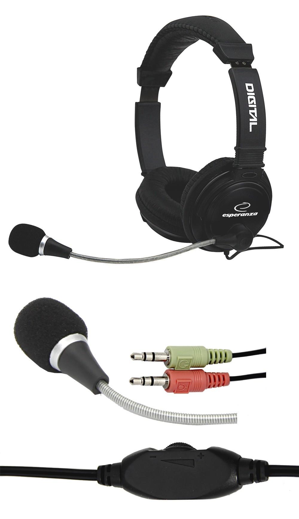 Esperanza EH104<br>headphones Adagio