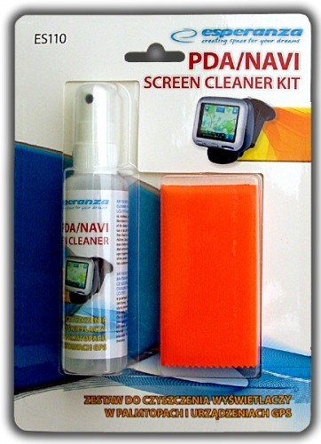 Screen Cleaning<br>Kit PDA / NAVI ES110