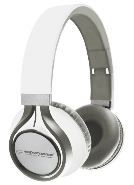 Headphones<br> Esperanza EH159W<br>Freestyle